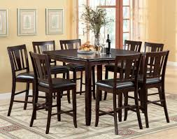 red barrel studio birchover  piece counter height dining set