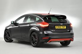 2015 ford focus black. ford focus black edition rear 2015 d