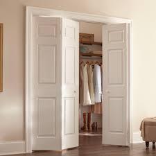 closet doors. Bi-Fold Doors Closet The Home Depot