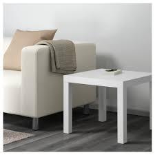 Ilea Coffee Table Lack Side Table Birch Effect 21 5 8x21 5 8 Ikea