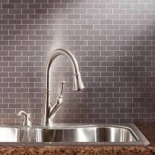 Kitchen Backsplash Panel Sheet Metal Kitchen Backsplash Metal Kitchen Backsplash Ideas