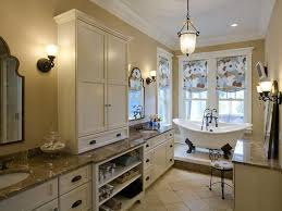 bathroom pendant lighting fixtures. traditional bathroom on tiled flooring equipped with gorgeous pendant lighting fixtures