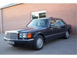 Used Mercedes-Benz S 560 SEL W126 Mercedes-Benz S-Klasse 560 SEL ...