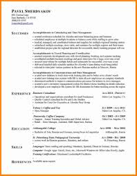 Achievements In Resume Fascinating Achievements On Resume Outline Online Resumes Accomplishments For