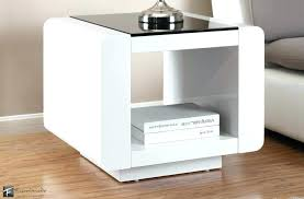 small modern end tables modern side table with drawer modern small white side table design ideas