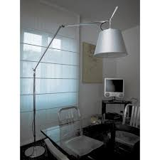 luxurious tolomeo mega floor lamp at artemide tlm01 1 light with 17 diffuser
