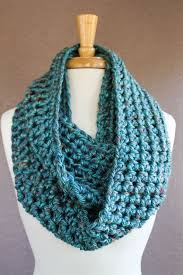 Double Crochet Scarf Patterns Custom CROCHET Infinity Scarf Pattern Today I Want To Provide You With A