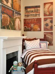 Sports Decor For Boys Bedroom Baseball Themed Bedrooms Baseball Wall Art Sports Decor Rustic