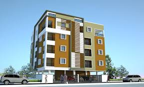 Archeights Architects And Interior Designers Chennai Archeights Simple Apartment Architecture Design