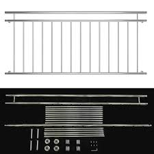 90x184cm Geländer Für Französischen Balkon Aus Ede Real