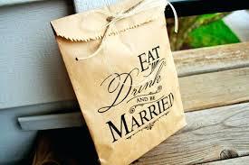 brown paper bag wedding favors paper favor bags wedding favor bag candy bar  or table favor