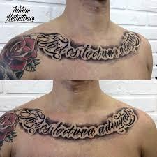 тату надпись тату на ключицах тату на груди