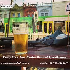 good beer garden in melbourne. penny black boast the best beer garden ever in brunswick, melbourne with wheelchair-accessible good .