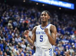 Kentucky guard Immanuel Quickley in draft