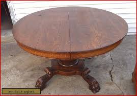 antique round dining table for sale. antique round dining table for sale fresh victorian solid wood with claw