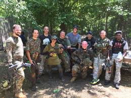 photo of hogback mountain paintball leesburg va united states small group from