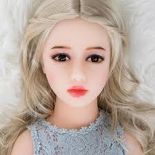 <b>100cm</b> Realistic Silicone Sex Dolls <b>Real</b> Full Sized <b>TPE</b> Robot ...