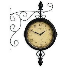 outdoor clock thermometer australia