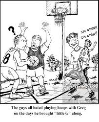 Basketball Drawing Pictures Basketball Hoops Cartoons And Comics Funny Pictures From Cartoonstock