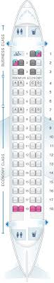 Seat Map Lot Polish Airlines Embraer 170 Seatmaestro