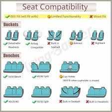 new 11pcs black car seat cover universal front seat bench seat covers interior car accessories car decoration