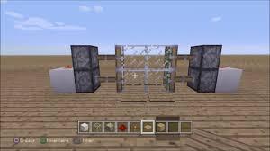 Superior [TUTO] Comment Faire Des Portes Coulissantes Sur Minecraft (PS4 XBOX ONE)
