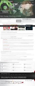 Web Designer Express Web Designer Express Competitors Revenue And Employees