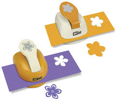 Paper Punches Flower Mcgill Paper Punch Silhouettes And Shadow Flower Set