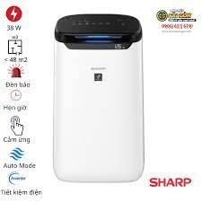 Máy Lọc Không Khí Sharp Inverter FP-J60E-W Giá Rẻ Tại Điện Máy Sài Gòn