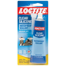 clear waterproof silicone adhesive 6 pack