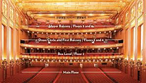 Image Result For Lyric Theater Nyc Seating Chart Harry