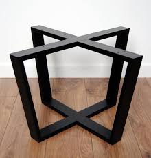 metal coffee table legs modern table