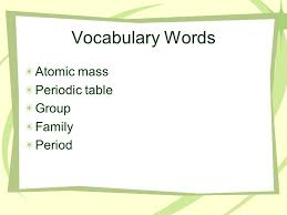 Chapter 3, Section 2 Organizing the Elements - ppt video online ...