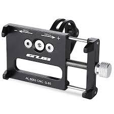 <b>GUB G</b> - 85 Bicycle Handlebar Phone Holder Black Bike Holder ...