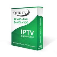 Arabic <b>French IPTV</b> QHDTV
