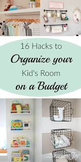 Organizing Your Bedroom 17 Best Ideas About Kids Room Organization On Pinterest Organize