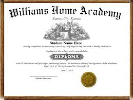 home school diplomas high school diploma