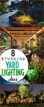 outdoor lighting effects. 8 Stunning Yard Lighting Ideas. Light Up Your And Patio With These Inspiring Ideas Outdoor Effects