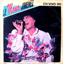 Edición Colección | Cd 47 | LA MONA JIMENEZ – 47 – EN VIVO 90 (1990)