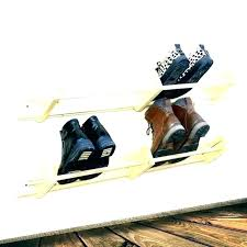 wall shoe rack shoes wall rack floating shelves for shoes wall mount shoe storage wall shoe