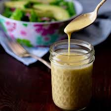 apple cider vinegar salad dressing