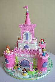 Princess Castle Cake My Honeys Place
