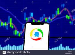 Hong Kong China 28th Dec 2018 Tencent Qq Logo Is Seen On