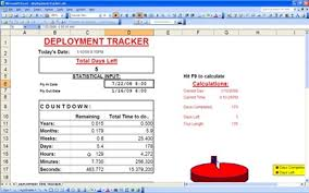 Deployment Time Tracker