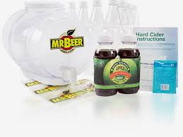review mr beer hard cider home brewing hard cider kit