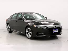 used honda accord with leather seats