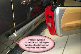 garage door protectorGarage Door Protector  One Very Cheap Solution  Ferrari Life