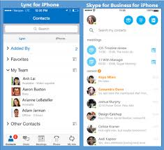 Skype For Business Is Now On Ios Office Support
