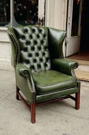 wingback chair with nailhead trim chair recliner wingback chair with nailhead trim