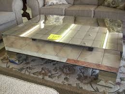 mirrored coffee table set – harpsoundsco